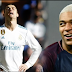 Did you know Kyllian Mbappe's childhood hero was Cristiano Ronaldo.