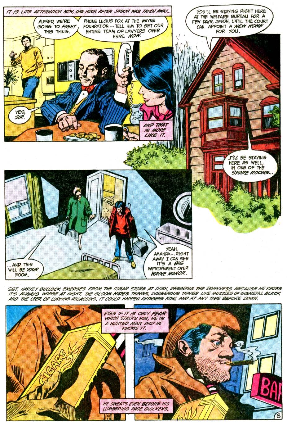 Detective Comics (1937) 542 Page 8