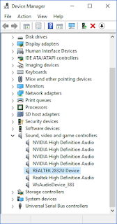 Realtek 2832U Streaming Media and Broadcast Devices Driver Windows