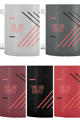 You Are Lovely - Coffee Mug Collection