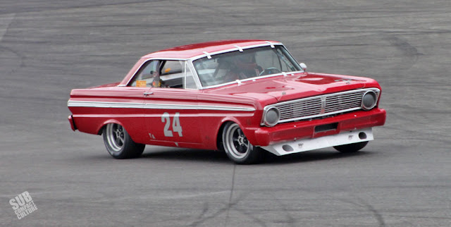 1965 Ford Falcon road race car