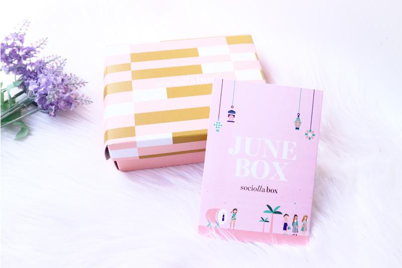 Sociolla Box Juni