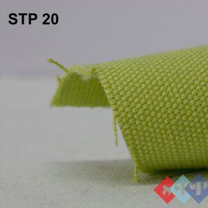 Vải bố STP 20 vải nhuộm màu may túi xách