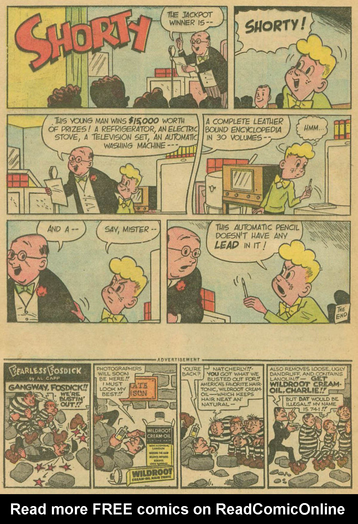 Read online Action Comics (1938) comic -  Issue #208 - 23