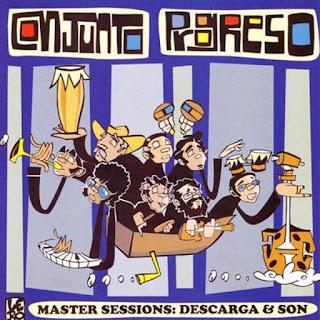 DESCARGA & SON - CONJUNTO PROGRESO (2008)