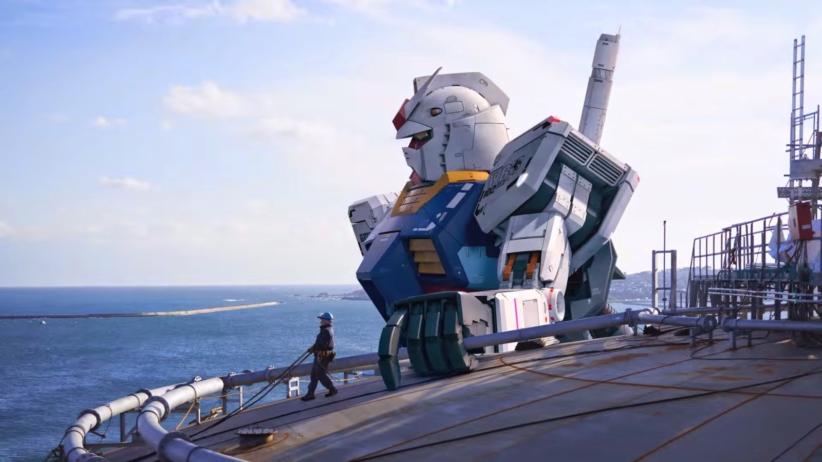 JX Nippon Mining And Metals Collaborates With Gundam To