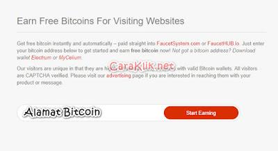Cara Mendapatkan Bitcoin Gratis Di Kickasstraffic