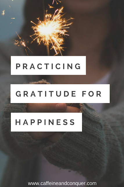 Practicing Gratitude for Happiness. Foster your emotional wellbeing, slow down and live in the present, stop comparing yourself to others, more compassion, achieve your goals. #gratitude #compassion #happiness