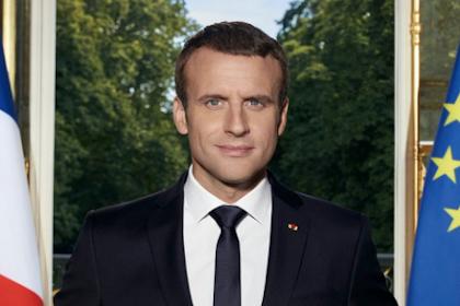 Daftar Nama Presiden Prancis Lengkap