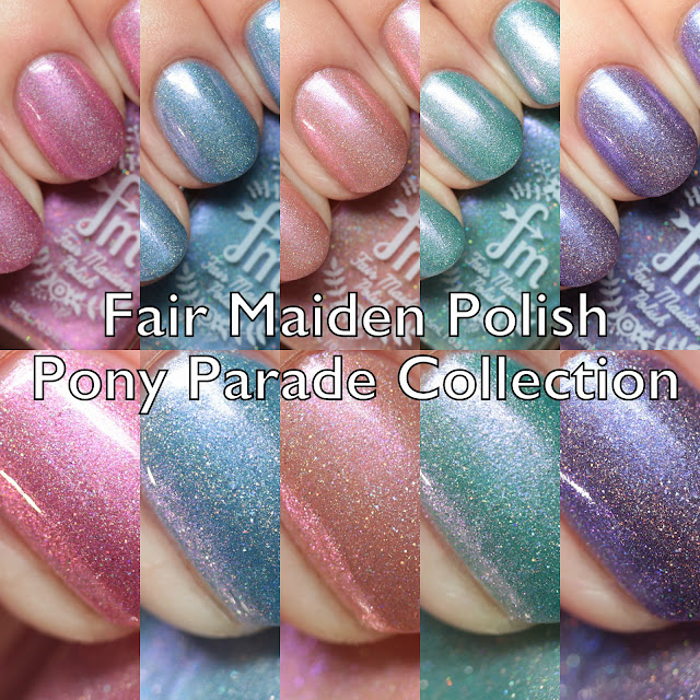 Fair Maiden Polish Pony Parade Collection
