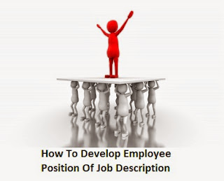 How To Develop Employee And Position Analysis Or Task Description