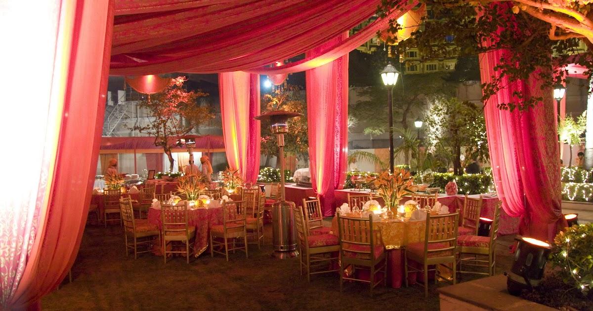 Wedding Decorations: Perfect Indian Wedding Decoration