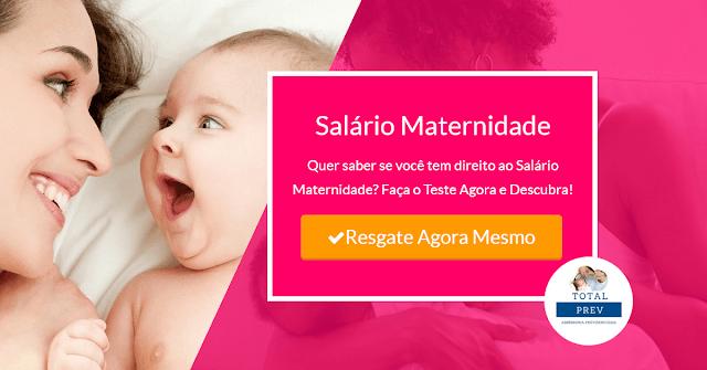 Atenção Mamães! Resgate seu Salário Maternidade é um Direito seu!