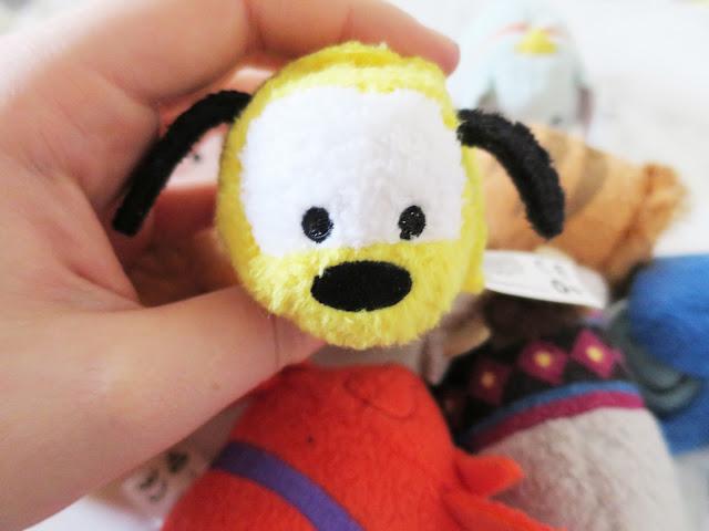 Tsum Tsum Pluto