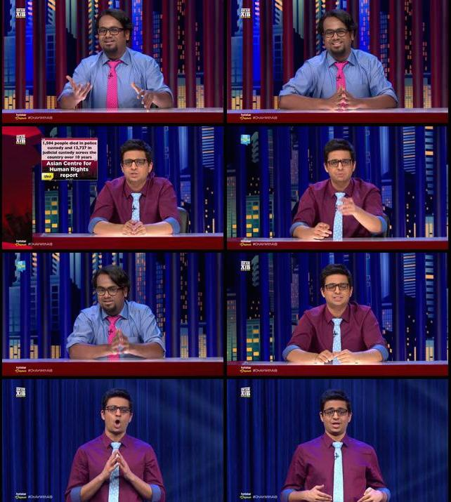 On Air With AIB Episode 03 Cop Blocked English 720p HDRip
