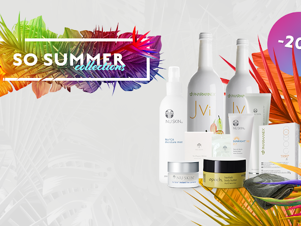NU So Summer Collection - druhý slevový týden
