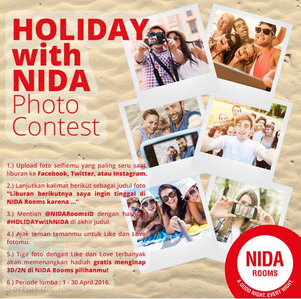 Holiday With NIDA Photo Contest