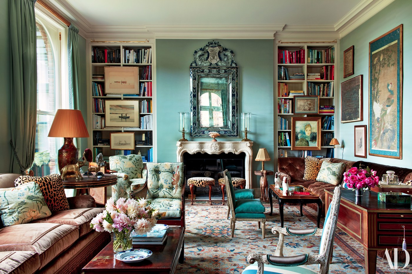 D Cor Inspiration A San Francisco Home By Miles Redd Cool Chic Style Fashion