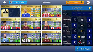 DLS 17 v4.16 Mod FIFA 18 by Damar Apk + Data Obb Android