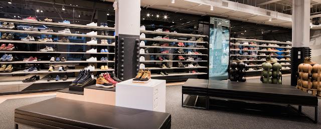 Nike invade el Soho de Nueva York con una macrotienda