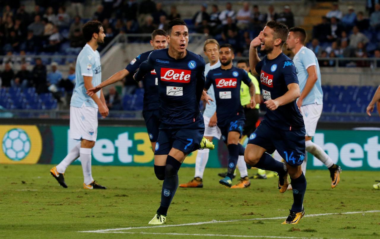 مشاهدة مباراة نابولي ولاتسيو بث مباشر اليوم 11-1-2020 في الدوري الايطالي