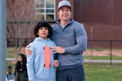 Instant Family 2018 movie still Mark Wahlberg Gustavo Quiroz