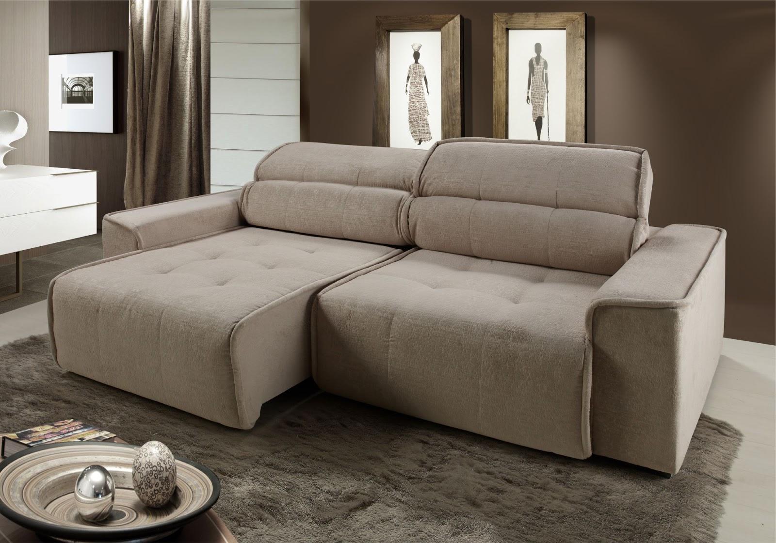 Sofas Modernos Para Sala Pequena