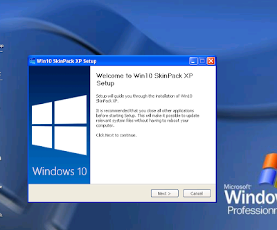 حول نظام تشغيل حاسوبك  XP, 7 الى Windows 10 بشكل رائع