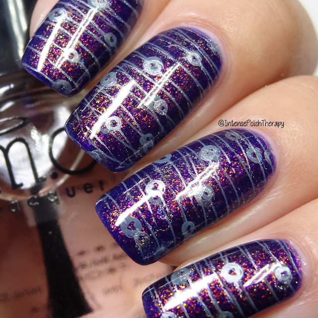 Dreamland Lacquer Dorkwood, Uberchic Beauty Love & Marriage 02 & Bundle Monster So Metal