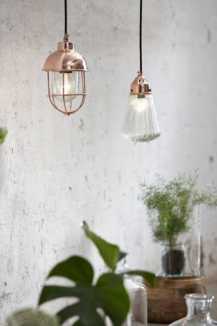 Copper, a Trend Very Industrial Lamps 11