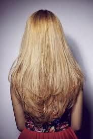 8 Foto Model Rambut Layer Panjang Bentuk Belakang V ...