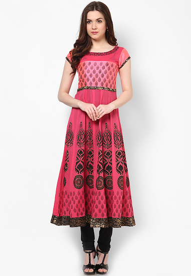 Embroidered Kurti online price