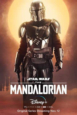 Capa de The Mandalorian