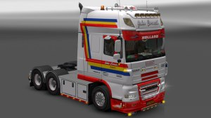 John Corneth BV Skin for DAF XF 105 by Stanley