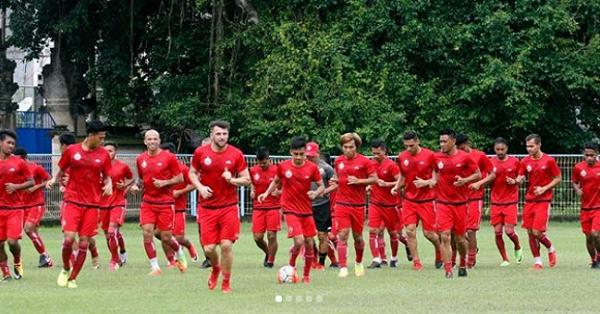 Demi Puncak Klasemen, Persija Jakarta Siap Bungkam Bali United