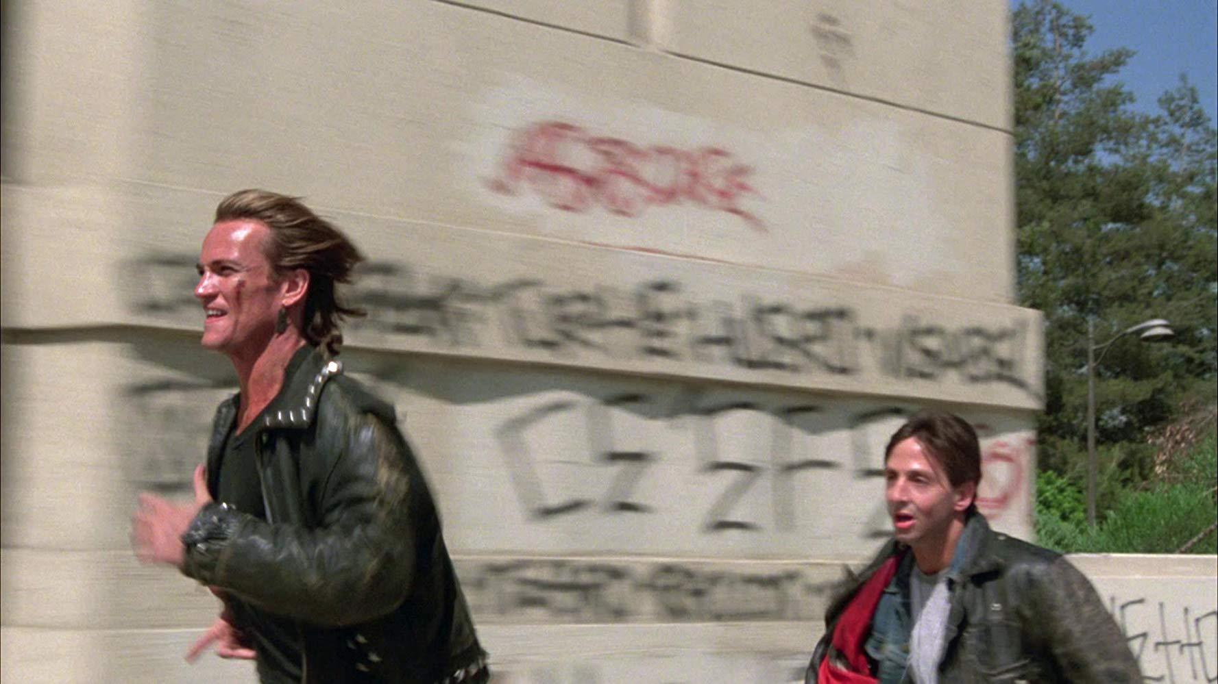 Savage Streets (Les rues de l'enfer)