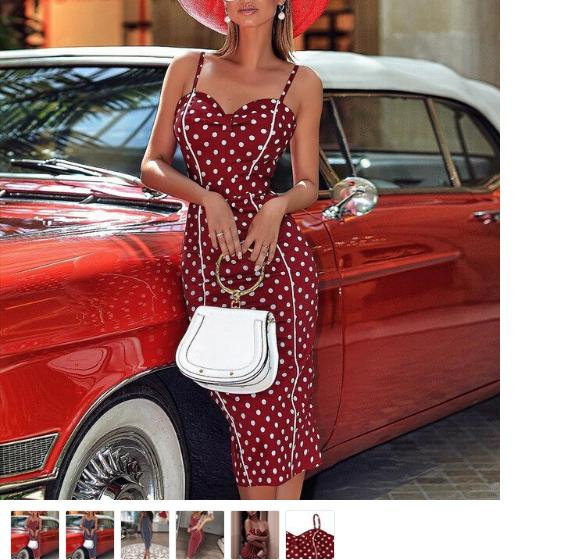Maroon Dress With Sleeves - Second Hand Vintage Clothing Online - Best Clothing Sales