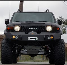 2016 Toyota Fj Cruiser Black Redesign