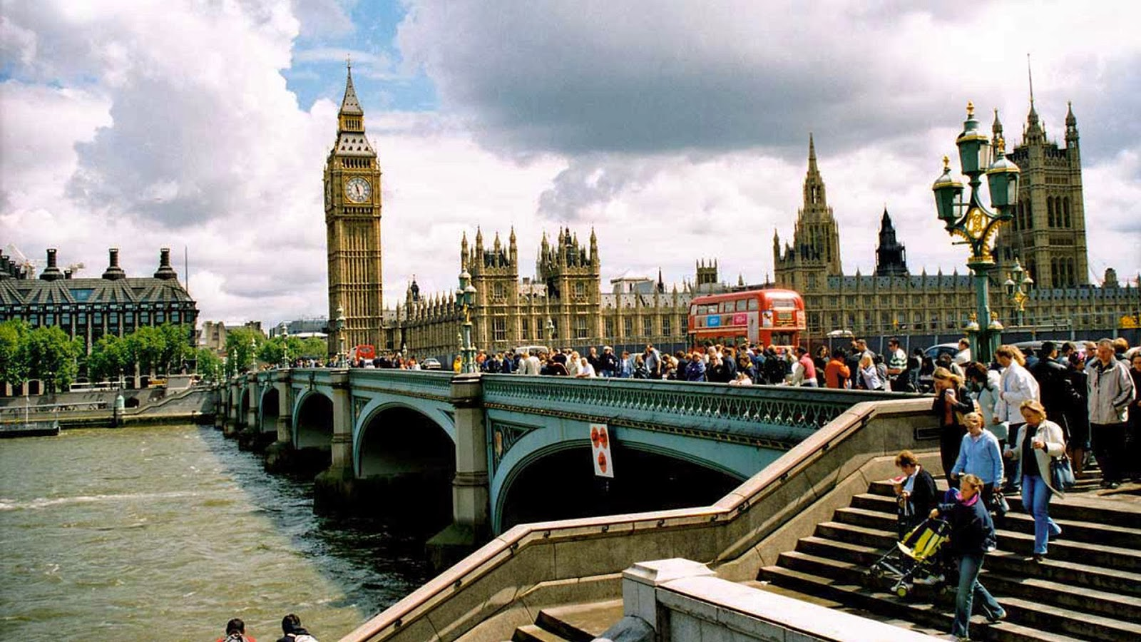 Composed Upon Westminster Bridge, September 3, 1802 by William Wordsworth