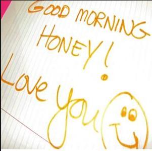kata kata ucapan selamat pagi buat pacar