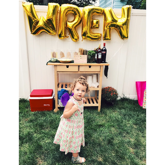 Wren's Second Birthday.