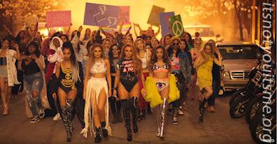 Video Premiere Little Mix - Power