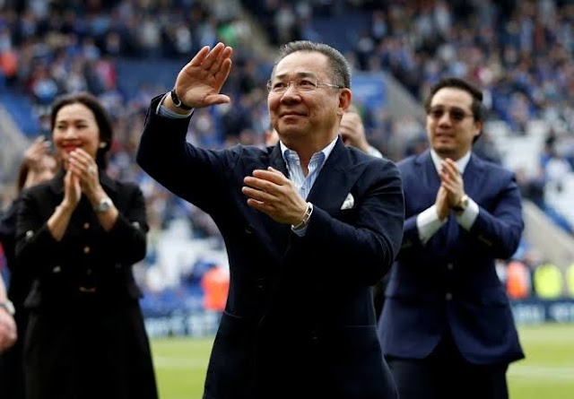 BREAKING: Leicester City Confirms Club Owner Dead