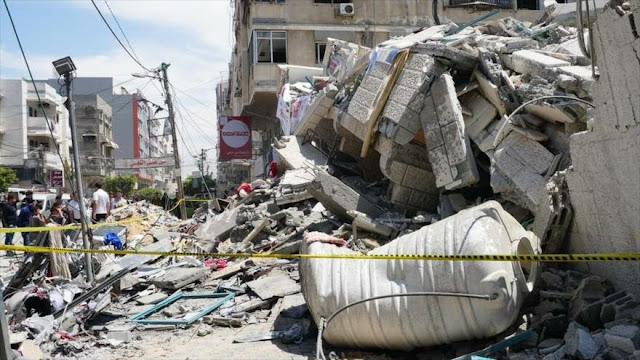 ONU: Israel demuele 41 casas en Al-Quds y Cisjordania en 15 días