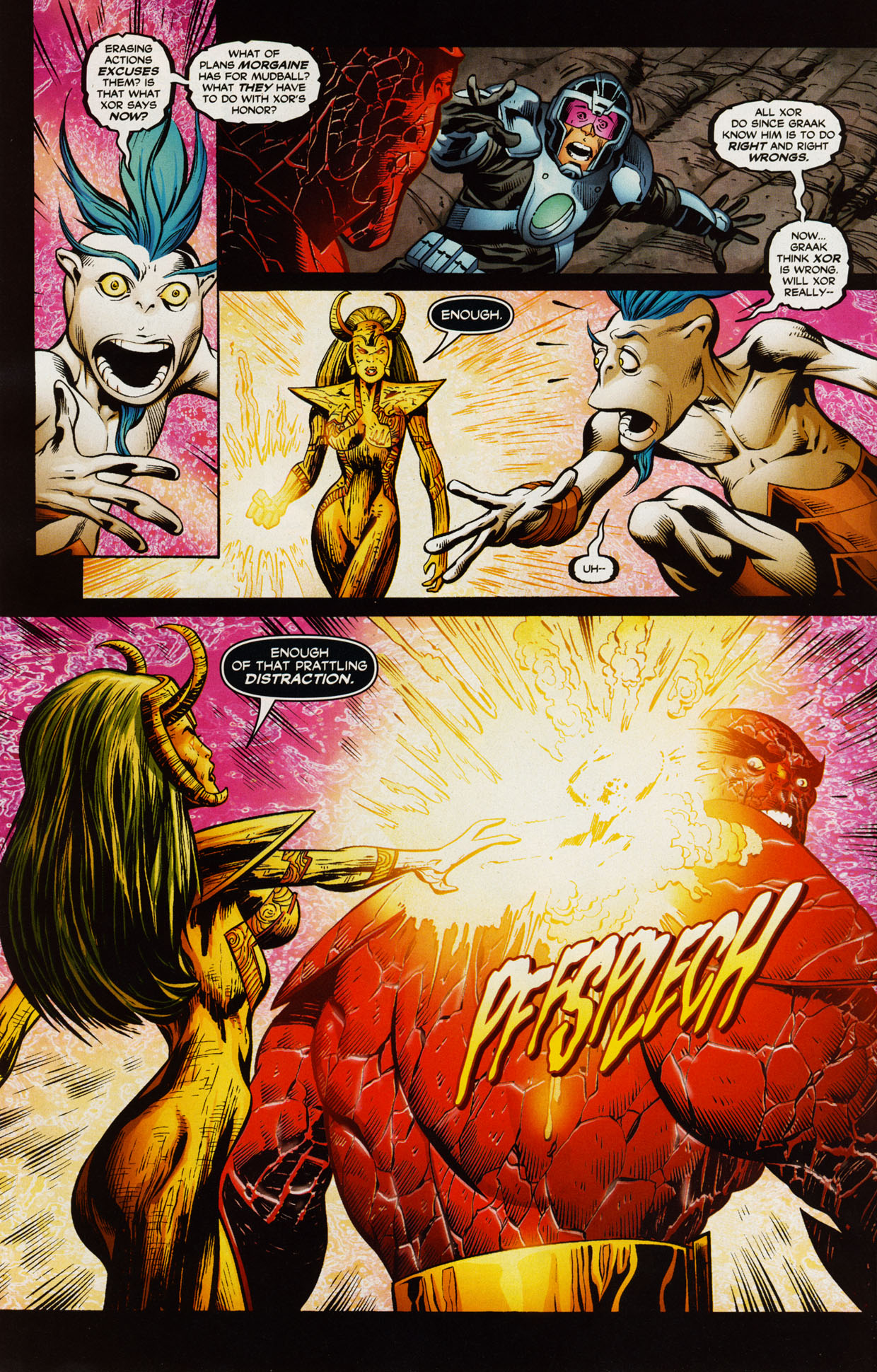 Read online Trinity (2008) comic -  Issue #39 - 22