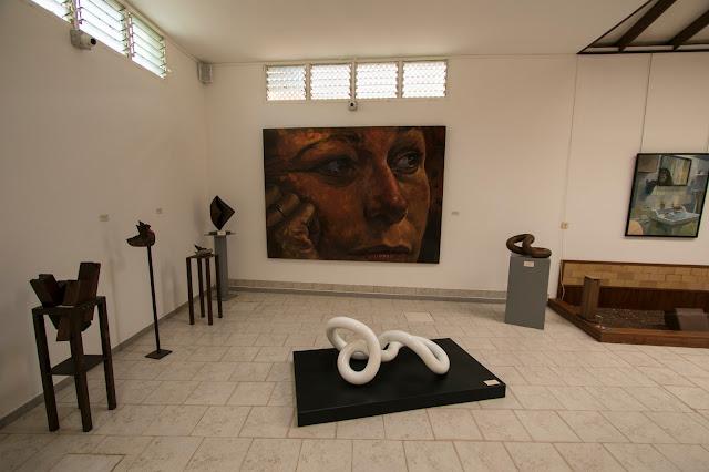 Centro de arte canario, Casa Mané-La Oliva-Fuerteventura