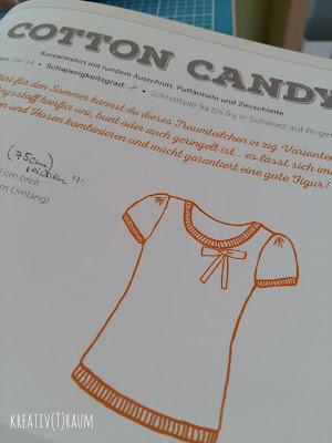 Miou Miou Jetzt näh ich für mich Cotton Candy Nähworkshop