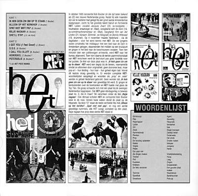 Het - Het (Collection of the band's 60s singles) 2001