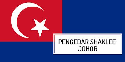Pengedar Shaklee Negeri Sembilan, Melaka dan Johor
