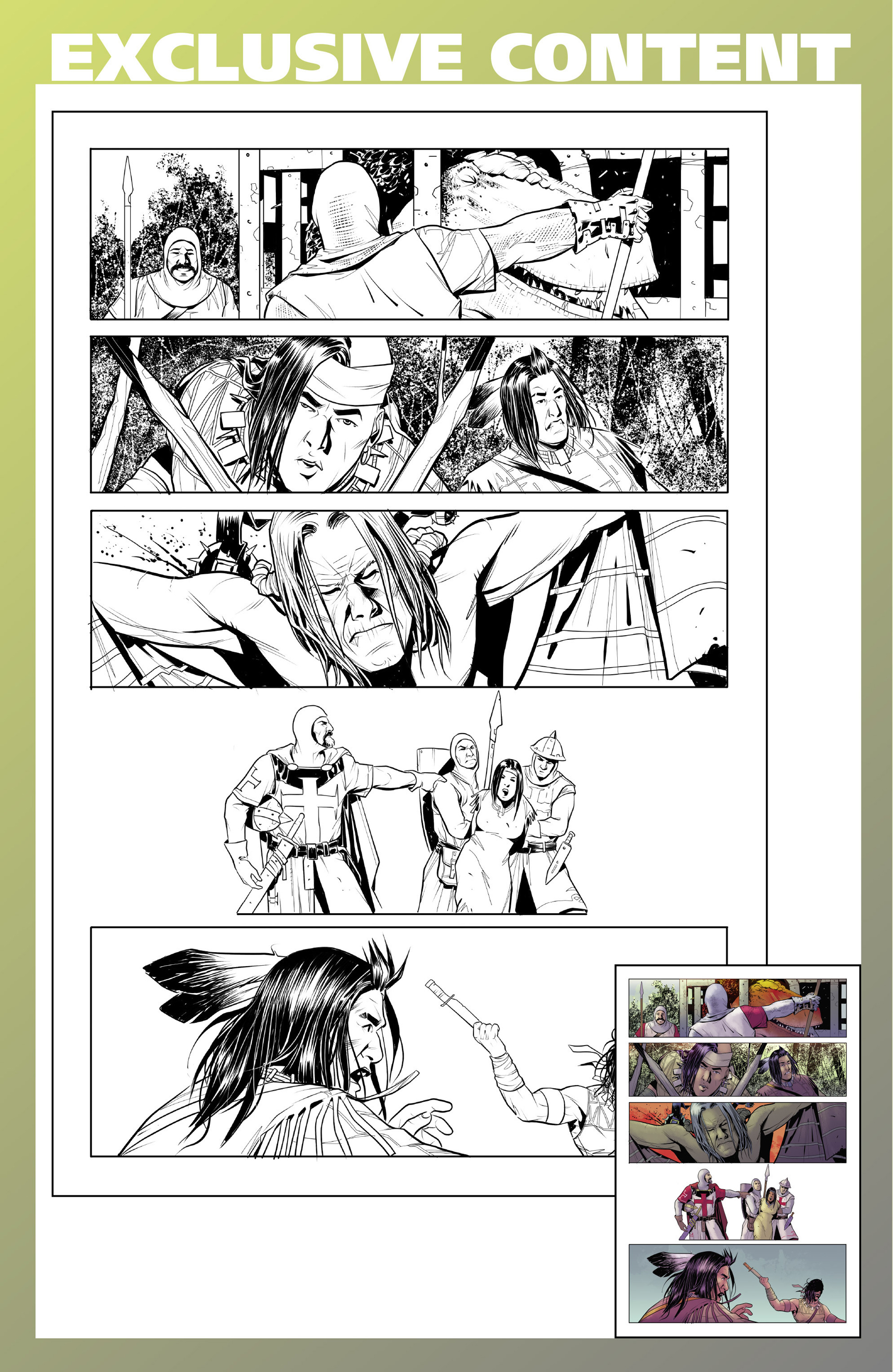 Read online Turok: Dinosaur Hunter (2014) comic -  Issue #2 - 32